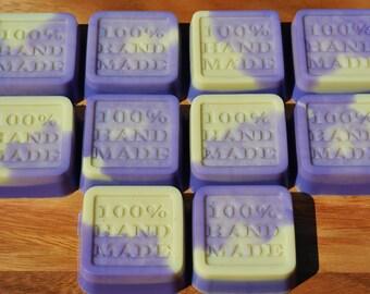 BULK x 50 - Handmade Soaps - Lavender & Honey
