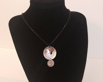 Make a Wish Dandelion Jewelry Necklace