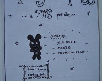 PMS Perzine - issue 1