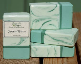 Juniper Breeze Handmade Cold Process Soap