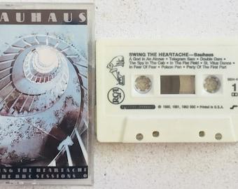Bauhaus : Swing The Heartache (Cassette Tape)