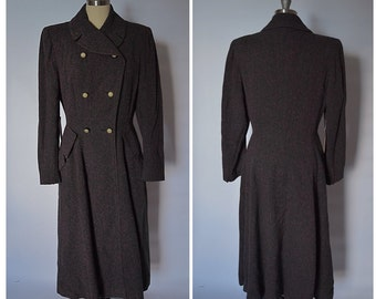 1940's Double Breasted Coat