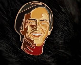 POP Science Enamel Pin - Carl Sagan