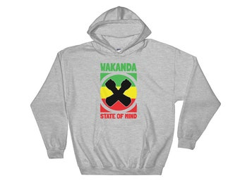 Wakanda Hoodie (Hooded Sweatshirt)