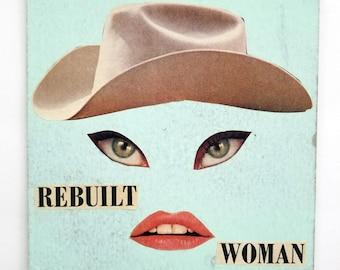 Rebuilt Woman, Collage, POP ART