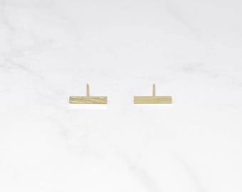 Chloe Earrings Gold