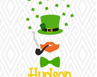 St Paddy's Day Cuttable Design in SVG; DXF; PNG; Ai; Pdf; Eps
