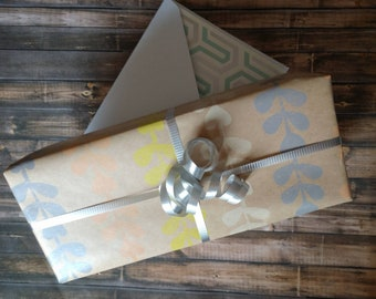 Premium Gift Wrap and Card - Add to any order