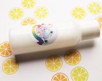 Citrus Lotion - Handmade Scented Vegan Lotion - Body Lotion - Face Lotion - Natural Lotion - Lotion Bottles - Hand Lotion