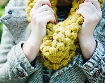 Crochet Cowl Pattern by Lynne Rowe : Birgitta Cowl Digital Download