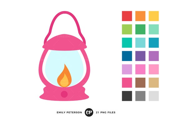lantern clip art lamp clipart camping clip art commercial use rh etsystudio com clip art camping for kids clip art camping gear