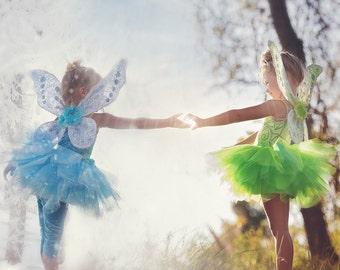 Periwinkle Fairy Leggings