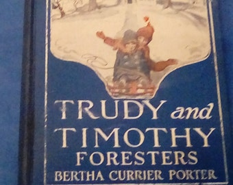 Trudy and Timothy Foresters