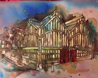 Stockport Market Place