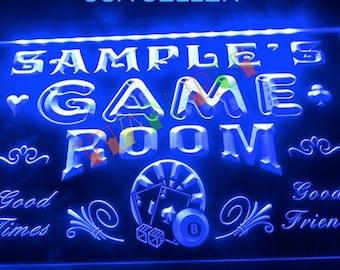 Man Cave Led Sign : Jimmy buffett margaritaville led neon light sign home decor man