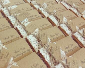 Personalised Chocolates