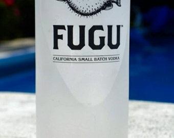 Upcycled FUGU Tumbler