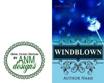Premade eBook Cover Design 'Windblown' Non-Fiction, Children's, Romance Book Cover