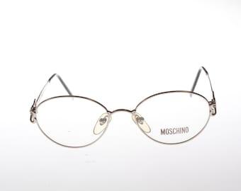 Moschino Hearts MM765 vintage eyeglasses