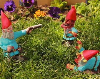 Zombie Gnomes: Collection