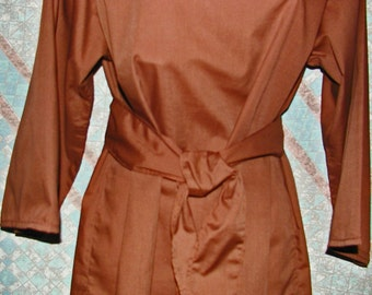 Shepherd's Robe Size Med. and Large
