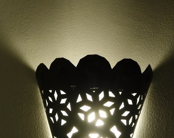 PROMO _ Applique wall crafts of marrakech made hand-