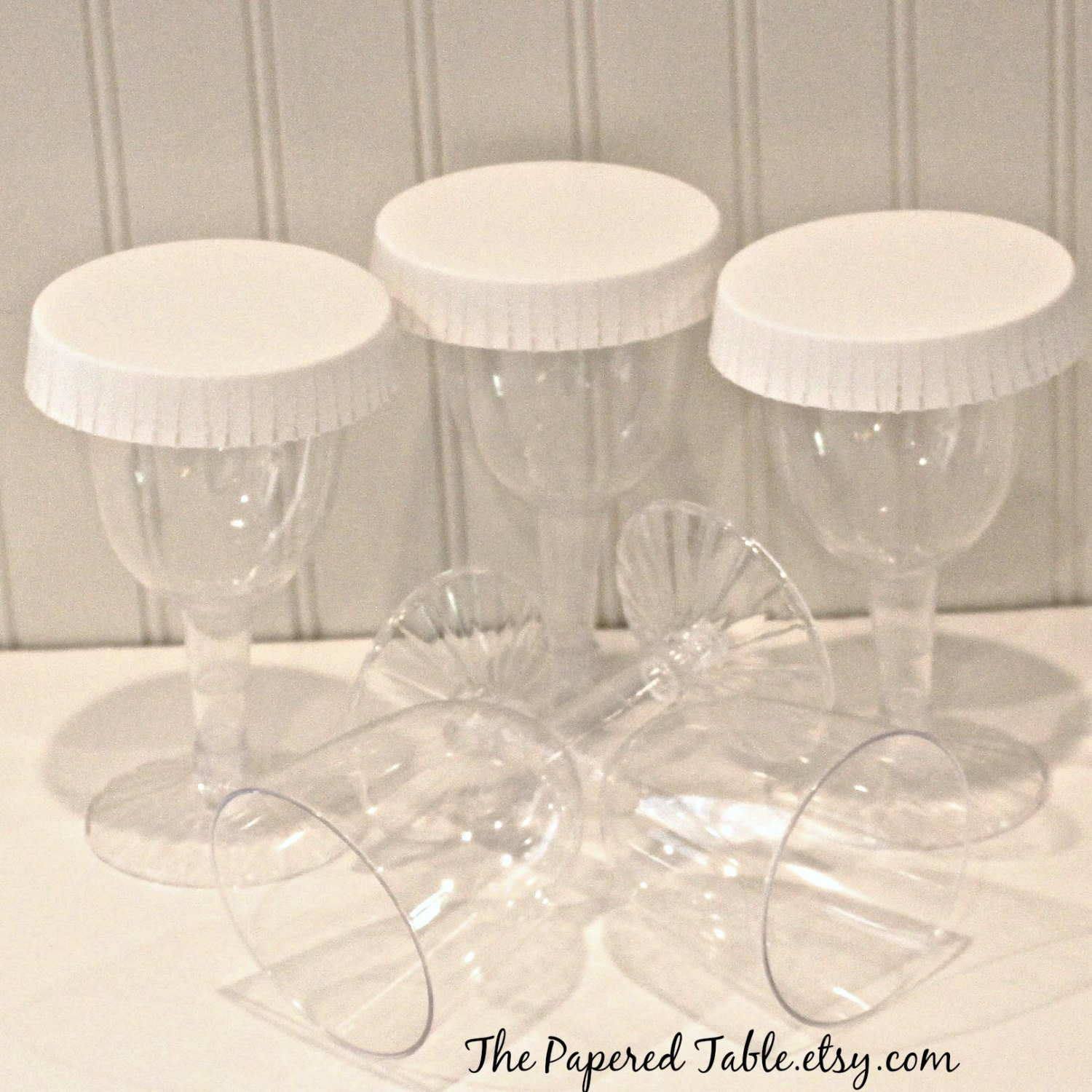 500 Cup Glass Covers Wholesale Bulk Wine Glass Covers