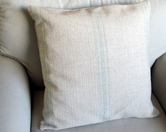 French Laundry  pillow cover SPA Stripes 20x20 22x22 24x24