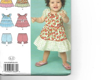 Simplicity Easy to Sew 1669 A