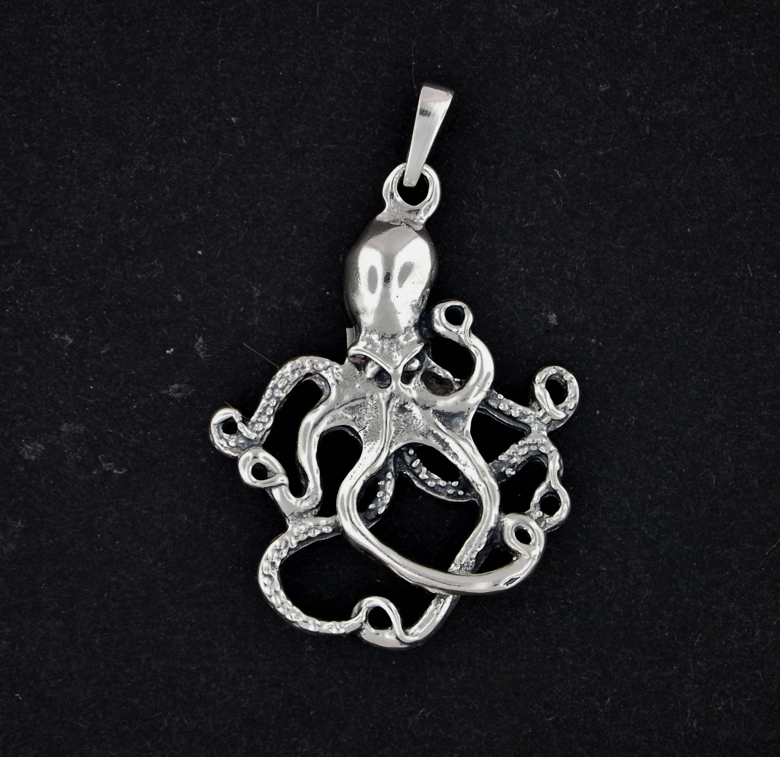 necklace verne octopus jewels pendant stephen webster crystal itm haze muse