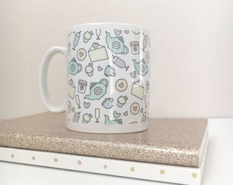 Mug | I Love... Afternoon Tea