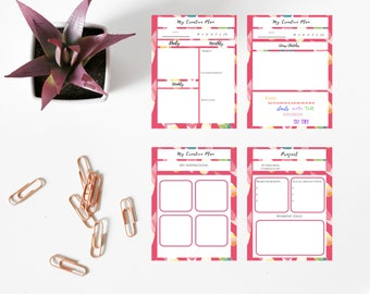 Creative Planner, Planner Pages, Printable Planner Pages, A4, Designer Pages, Creative, Planner, Instant Download