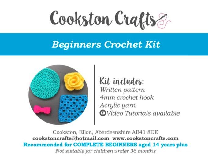 Beginners Crochet Kit