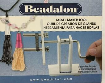 Tassel Maker Tool by Beadalon Instructions Included