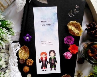 Lily x Severus - HP