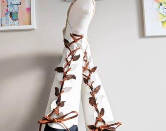 Women's moccasins / women's moccasin boots / womens shoes / bohemian boots/earthing shoes