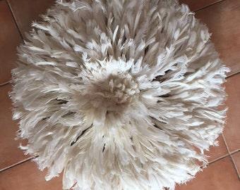 Juju hat white