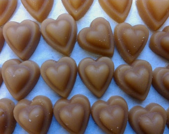 Maple Sugar Heart Candy / Vermont Maple Syrup