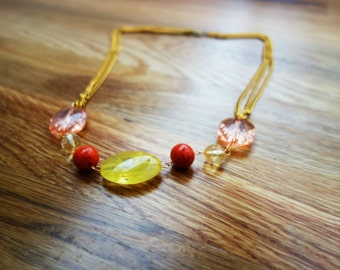 Lemonade Necklace