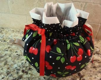 Red Cherries Tea Pot Cozy