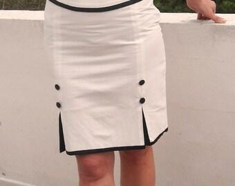 SALE 20%!! high waist pin up skirt
