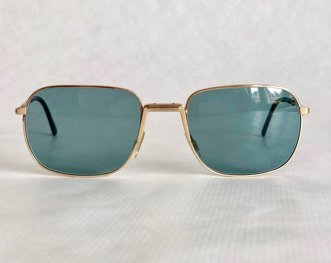 Folding Christian Dior Monsieur 2288 Vintage Sunglasses New Old Stock