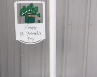 Custom St. Patrick's Day Sign