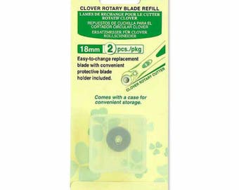 Rotary 18mm Clover cutter replacement blade