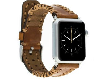 Unique watch band, vintage watch band,iwatch band, apple watch band ,men iwatch band ,women iwatch band, apple watch band series 3