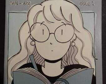 Jenny's Diary Comic: Issue 1 JAN-APR
