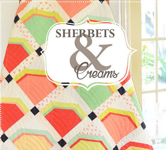 Image result for sherbet and Creams quilt pink pincushion