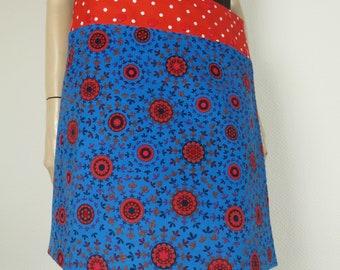 Reversible skirt #10317