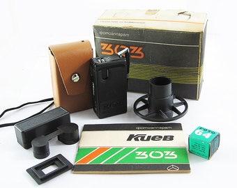 KIEV 303 Russian Submini 16mm Film Spy Camera EXCELLENT BOX