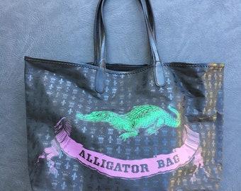 Alligator Bag JKC Tote